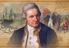 Image of James Cook