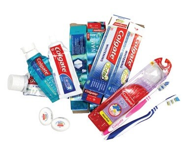 Recycle oral care product